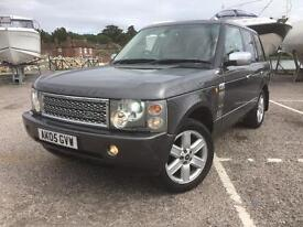 Range Rover vogue 3.0 tdv6 se 2005 fully loaded extras