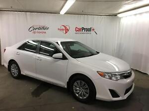 2013 Toyota Camry AC VITRES ÉLECTRIQUES CRUISE