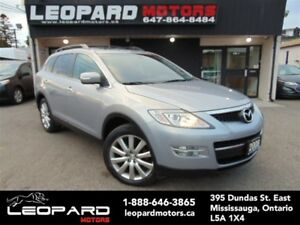 2008 Mazda CX-9 GT,Leather,Sunroof,4wd,7Passenger*No Accident*