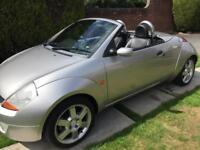 Streetka luxury convertible, mot until 4/19, priced to sell