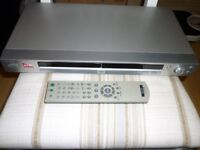 Sony DVD Player with remote control - works perfectly