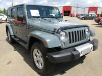 2014 Jeep Wrangler Unlimited Sahara - Ready for Summer Fun!!!