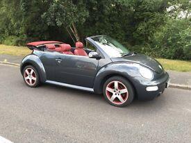 2005 Beetle Cabriolet Convertible Dark Flint Special Edition