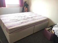 DOUBLE BED BASE AVAILABLE