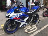 Suzuki gsxr 750 low miles with full history cheapest anywhere