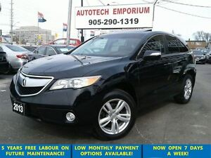 2013 Acura RDX AWD Tech Package Navigation/Camera/Sunroof