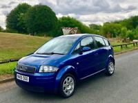 Audi A2 TDi *New EGR Fitted* 2005 Lady Owner! Not a3 s line vw polo gt sport fabia vrs seat ibiza fr