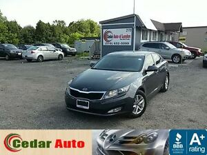 2012 Kia Optima LX - Back to School Special