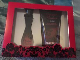 Christina Aguilera By Night Gift Set