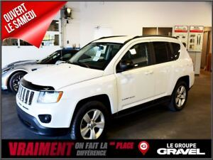 2011 Jeep Compass Sport/North AWD