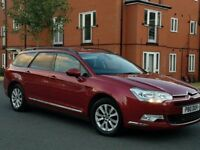 2010 CITROEN C5 VTR PLUS ESTATE - SAT NAV - 1.6 HDI - PX WELCOME