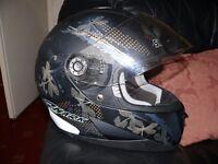 SHARK crash helmet size M