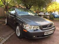 VOLVO S40 1.9 DIESEL MANUAL ** FULL CREAM LEATHER ** FULL SERVICE HISTORY