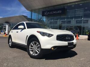 2009 Infiniti FX35 AWD NAVIGATION LEATHER SUNROOF