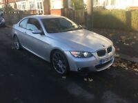 2008 BMW e92 320D Coupe M sport not aud A5, i a1 sline, 630, x5,z4, a3