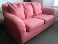 IKEA comfortable compact sofa