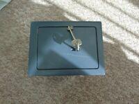 small lockable safe