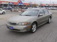 2001 INFINITE I30 T CERTIFY,3 YEARS P-T WARRANTY AVAILABLE