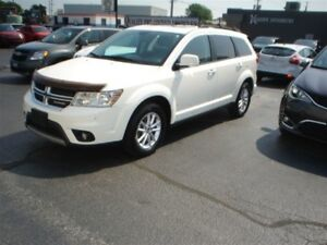 2015 Dodge Journey SXT Nav Dvd 7 pass