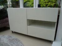 Ikea Besta Tofta Double Cabinet/Cupboard