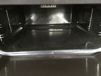 New World cooker. 8CDF gas hob, electric oven