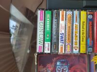 Amstrad CPC 464 and games
