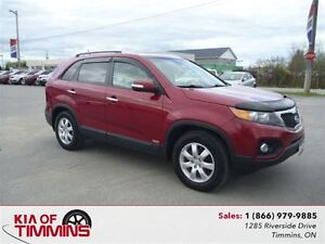 2013 Kia Sorento LX AWD Heated Seats Bluetooth