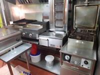 Fried chicken equipment