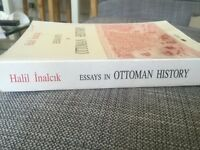 Essays in Ottoman History. 1998