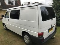 Volkswagen 1996 Multivan Transporter T4 Camper Pop Up Petrol and LPG LEFT HAND DRIVE LHD Manual