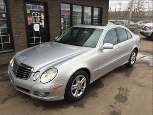 2009 Mercedes-Benz E-Class DIESEL, LOADED! 129K!