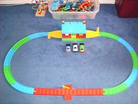 Large THOMAS TANK Engine Track & Station