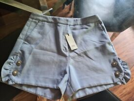 Brand new RIVER ISLAND highwaisted shorts