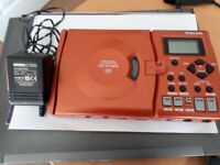 Tascam GT 1 Mk 11 portable CD guitar trainer
