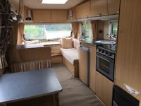 Sprite Sportstyle S6 Caravan with lots of extras - Superb!