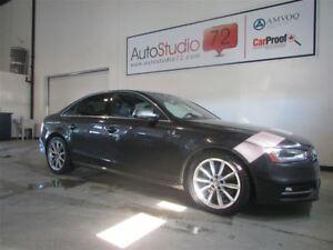 2013 Audi S4 3.0T **AWD**6 VITESSES**TOIT**