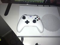 Xbox one s with elite controller