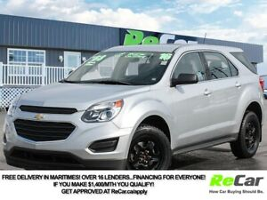 2016 Chevrolet Equinox LS FWD | HEATED SEATS | BACK UP CAM