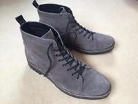 ASOS Men's Lace Up Boots - size 11