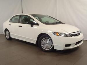 2010 Honda Civic Sdn DX-G Automatic
