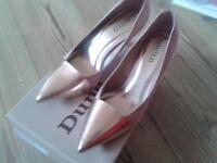 ladies Marks and Spencer limited edition shoes size