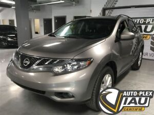 2012 Nissan Murano AWD - EN EXCELLENTE CONDITION - CERTIFIÉ