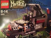 Lego Monster Fighters ( 9464) Lord Vampire & Zombie