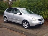 * VW Polo 1.4 TDi - 05 - LHD LEFT HAND DRIVE - FRENCH PLATES - MOT - VERY CLEAN CAR - NO TIMEWASTERS