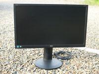 "AOC 24"" 144Hz Gaming Monitor G2460"