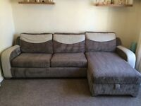 Dfs sofa (including pull out double bed)