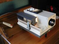 35mm Slide Projector and Screen - £25 o.n.o.