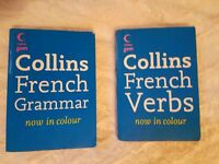 Collins French Grammar French Verbs Degree A Levels GCSE Study