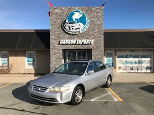2002 Honda Accord WOW SE-V6! AS IS! DON'T MISS OUT!