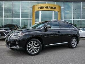 2015 Lexus RX 350 Sport Design Edition